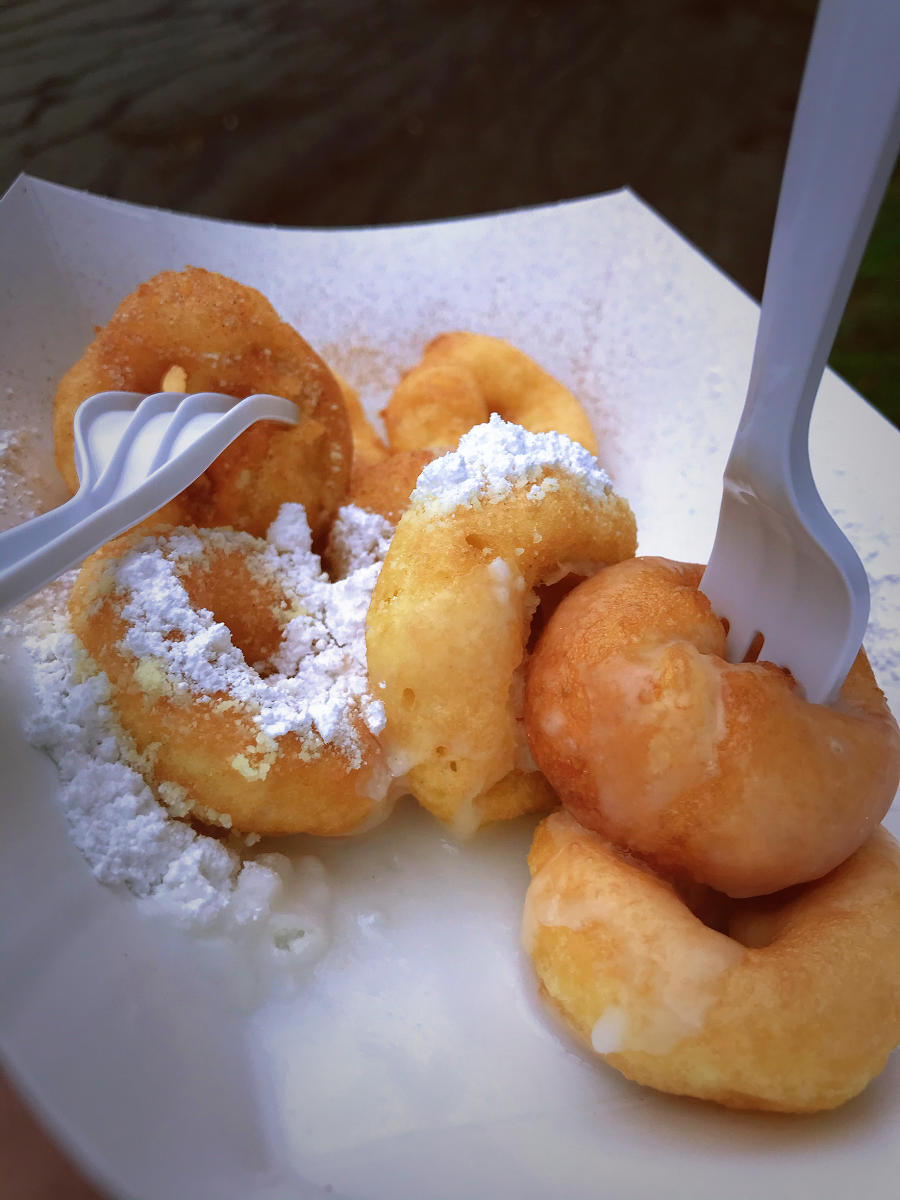 Dive In Donuts in New Braunfels, Texas