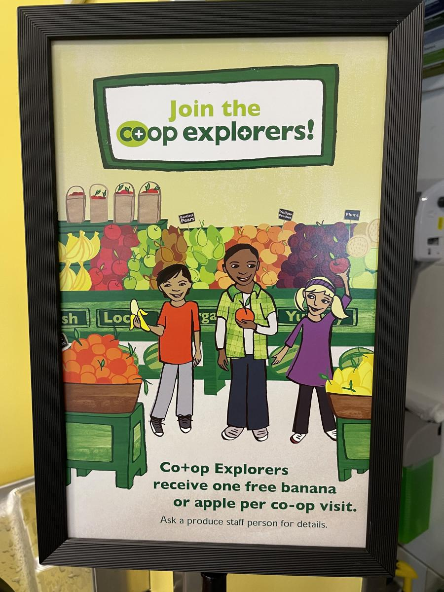 Food Co Op Explorers
