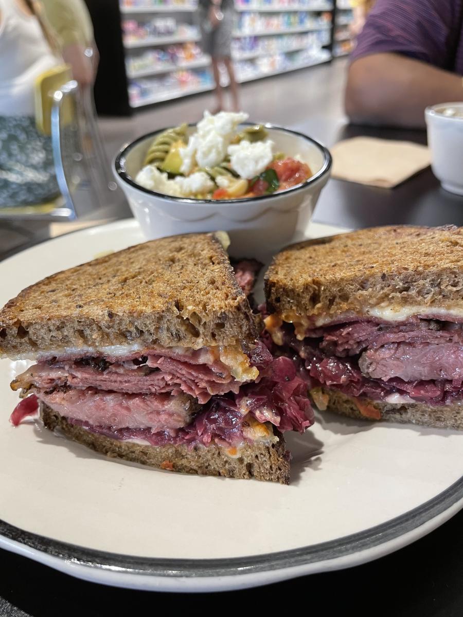 (ish) Delicatessen Sandwich