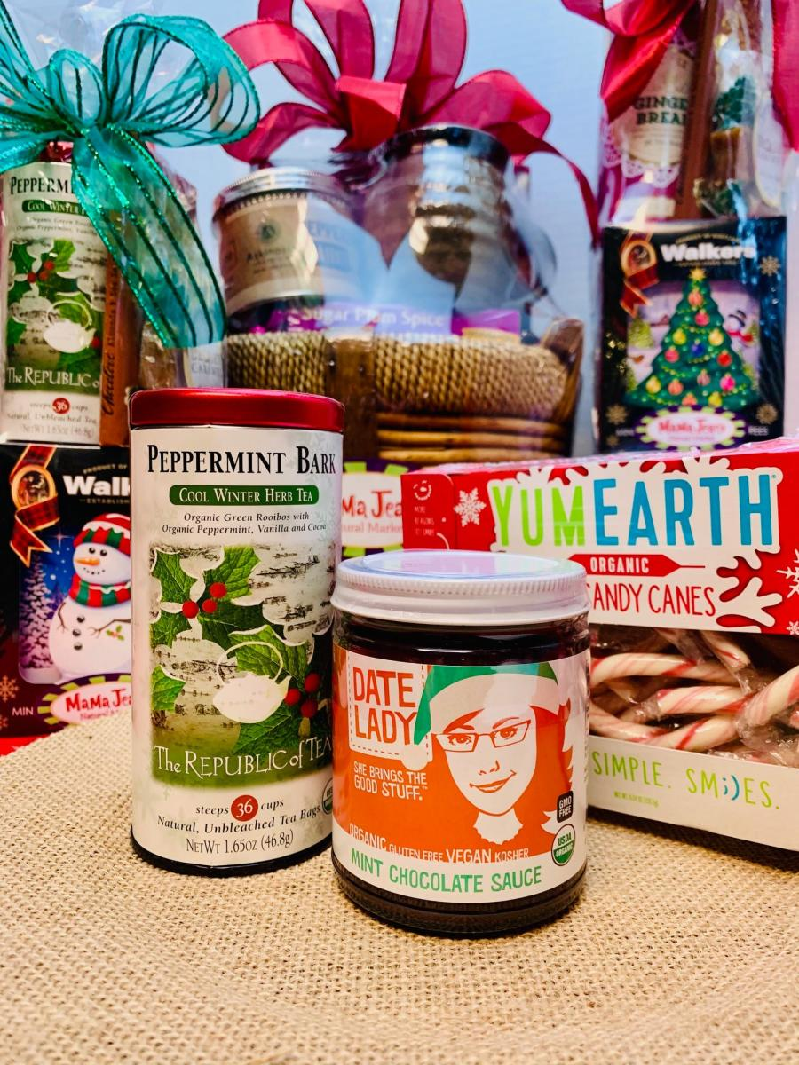 Peppermint Products, MaMa Jean's Natural Market, photo courtesy of MaMa Jean's