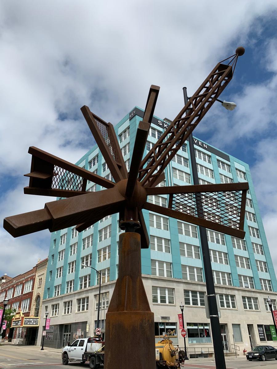 Springfield Sculpture Walk
