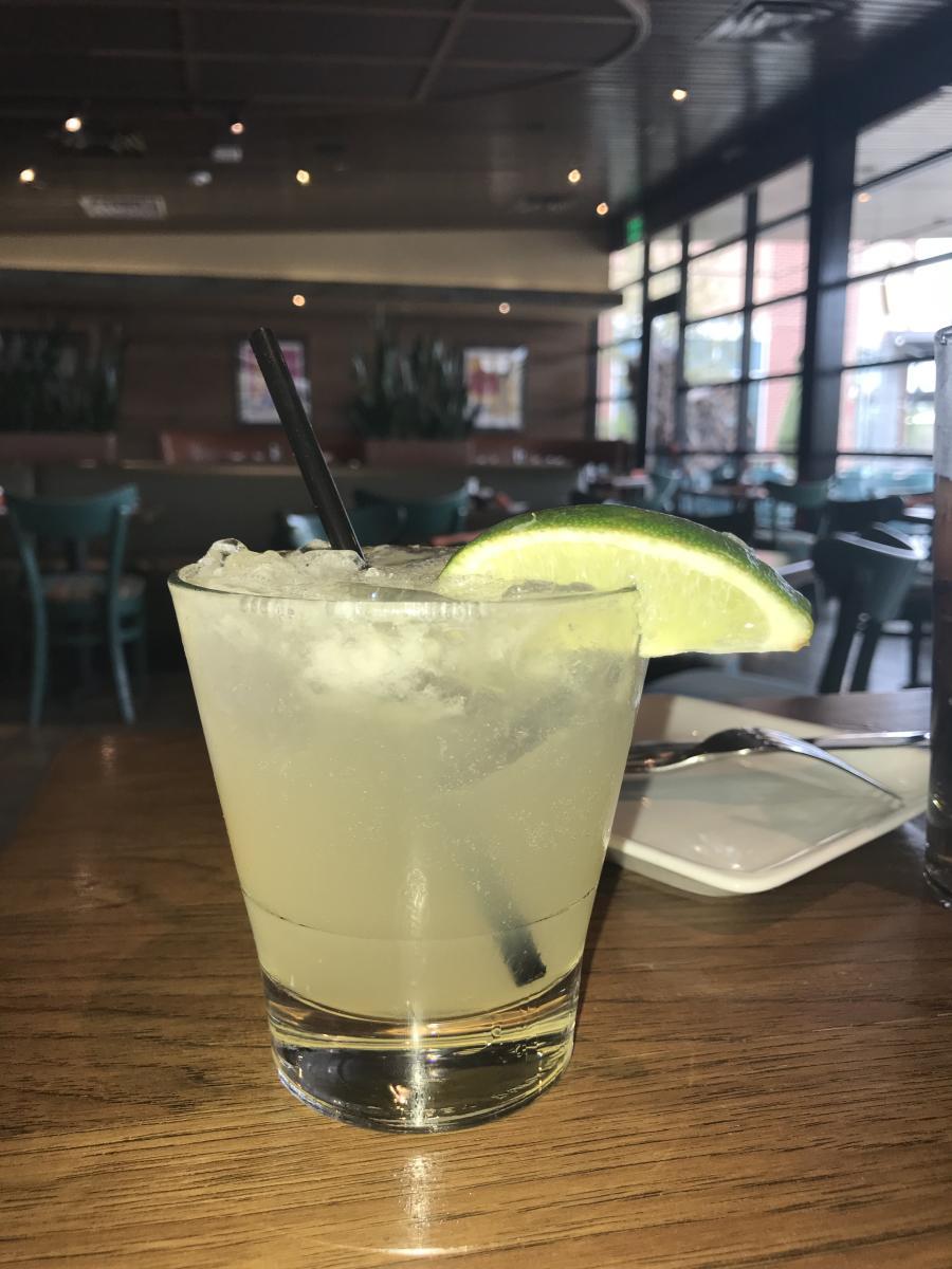 Margarita at Escalante's