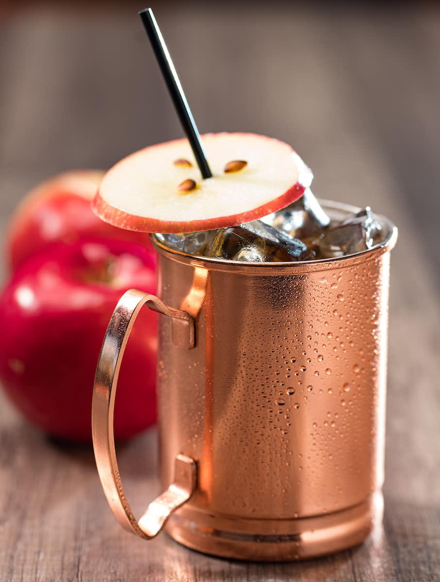 Glory Days - Apple Spiced Mule