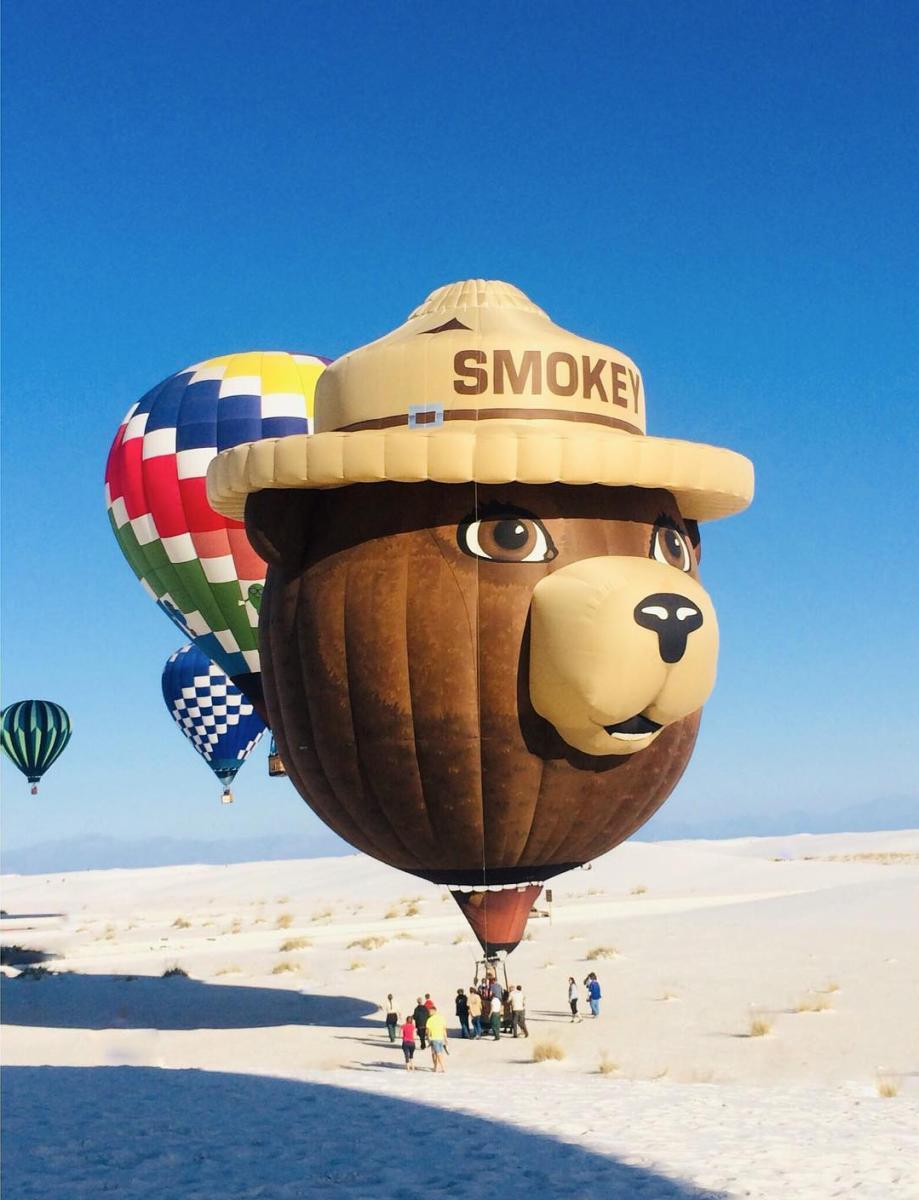 Hot Air Balloon Instagram Photo Contest