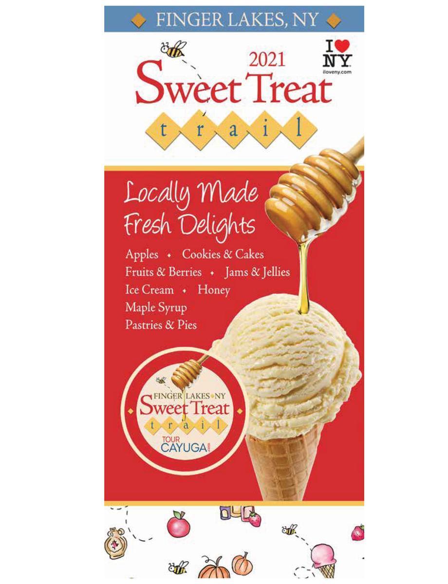 Sweet Treat Trail Brochure