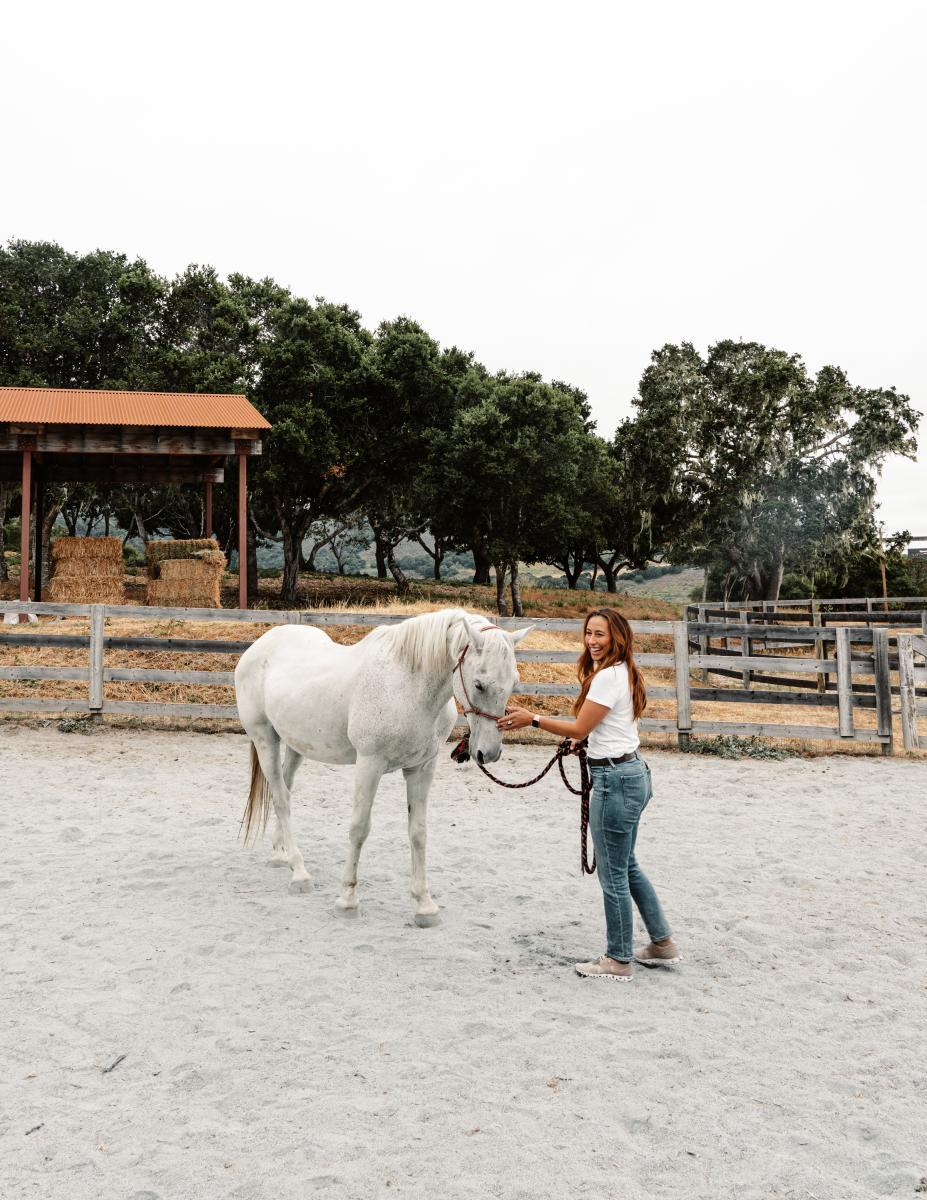 Trusted Travel Girl Carmel Valley Ranch