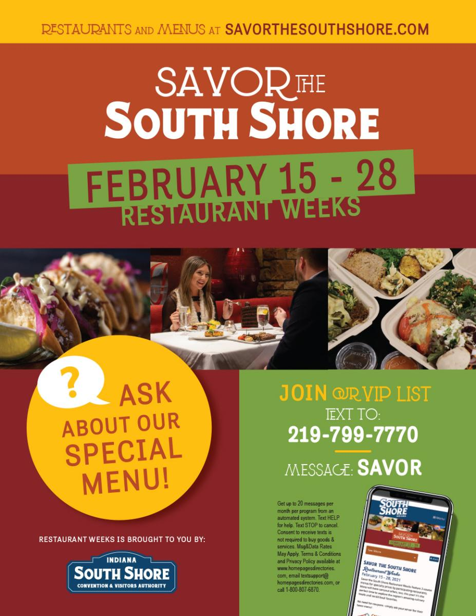Savor the South Shore 8.5x11 Flyer