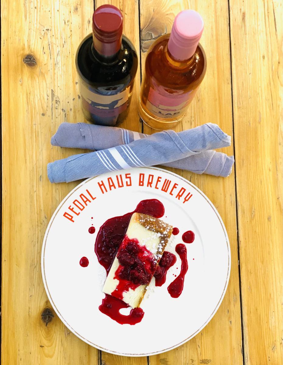 Pedal Haus Brewery - Valentine's Day dinner