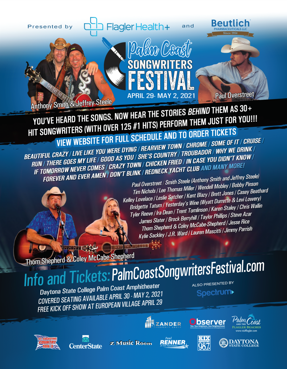 songwriters flyer