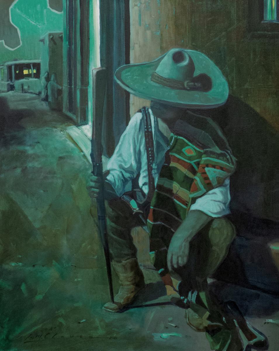 Paciencia by Sean Michael Chavez, New Mexico Magazine