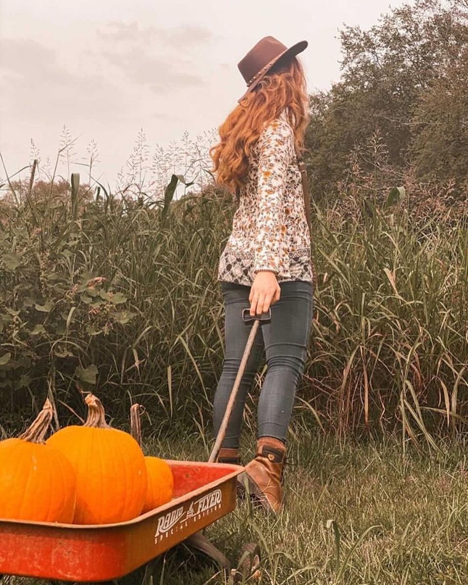 Hidden Rivers Farm pumpkins
