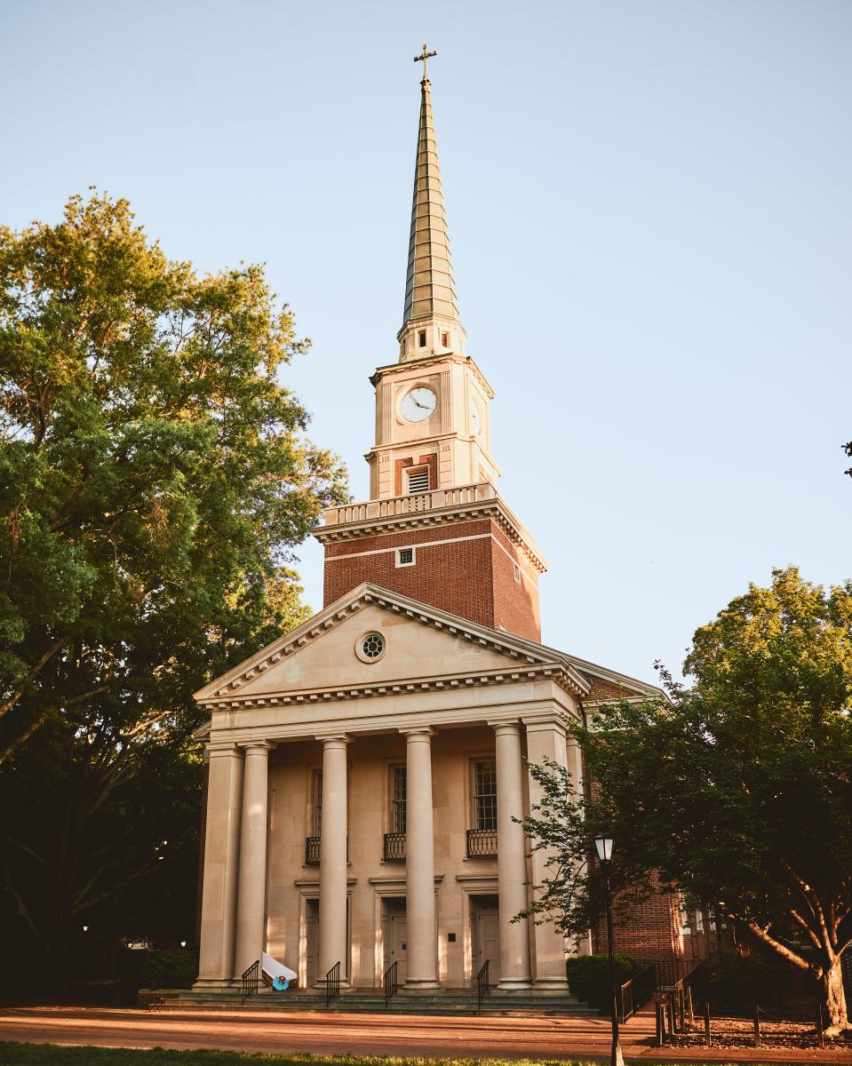Davidson College Presbyterian Church