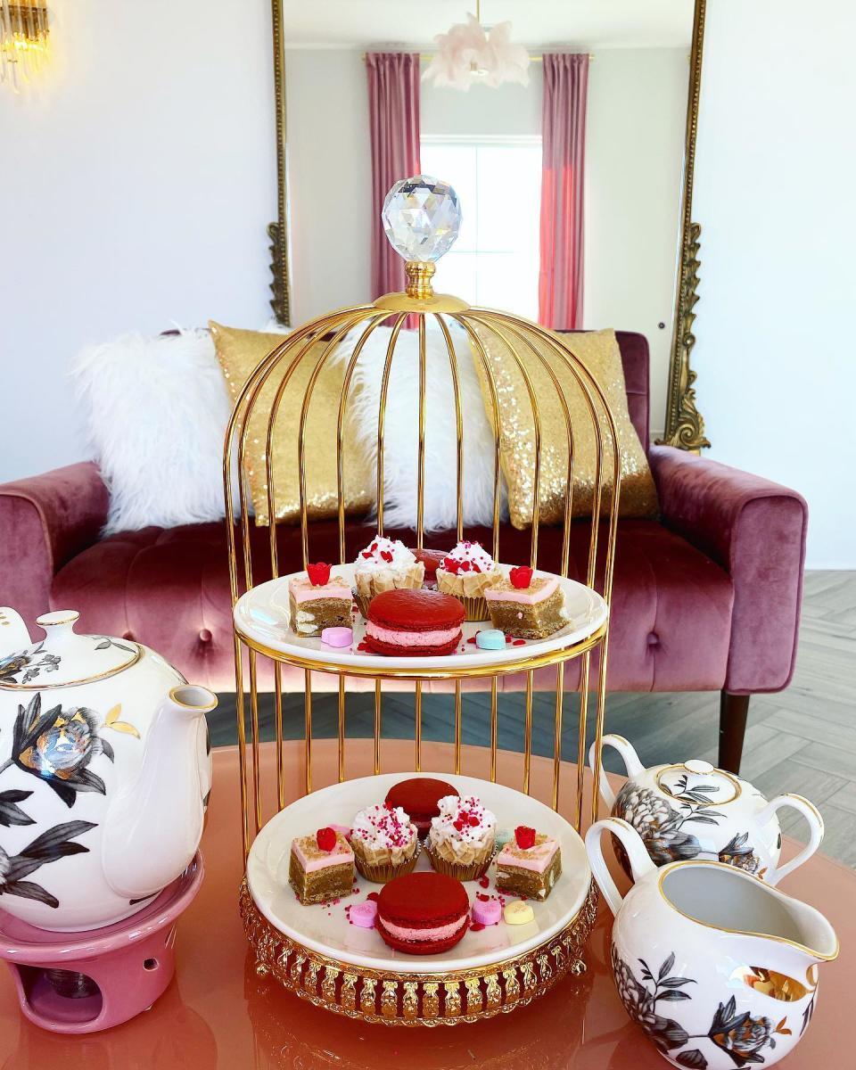 Ivy Tea Room ABQ