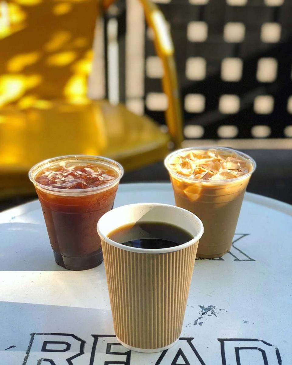 Crafted Coffees