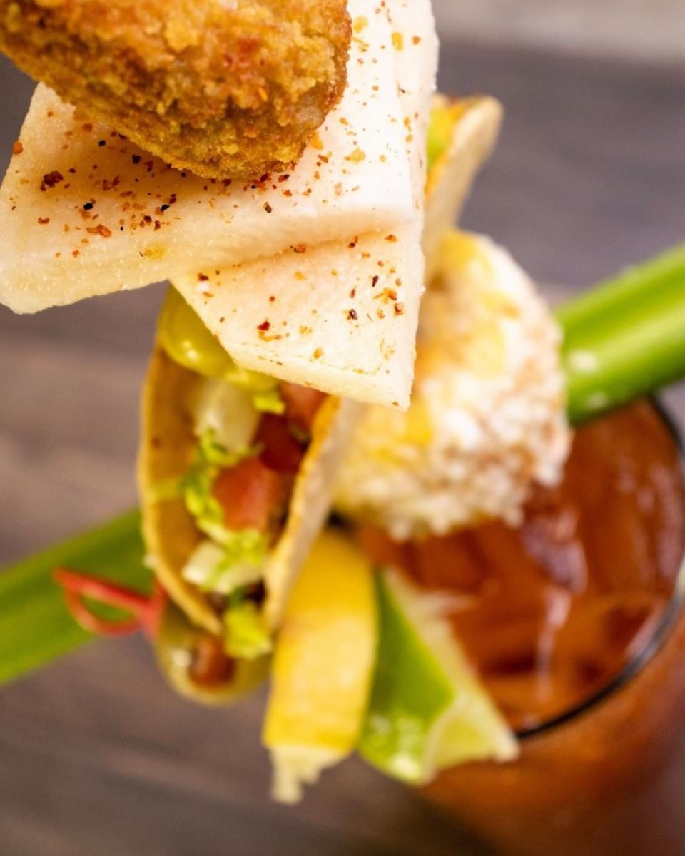 Serrano's Mexican Food - Bloody Mary