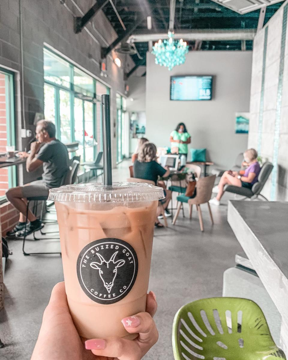 The Buzzed Goat Coffee Co. in Chandler, AZ - Cold Brew