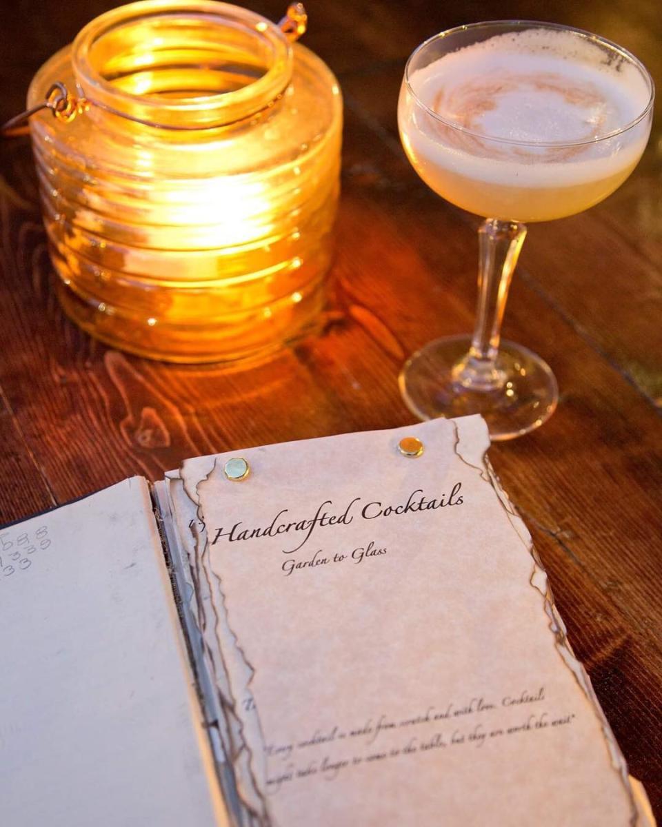 Purveyor Cocktail
