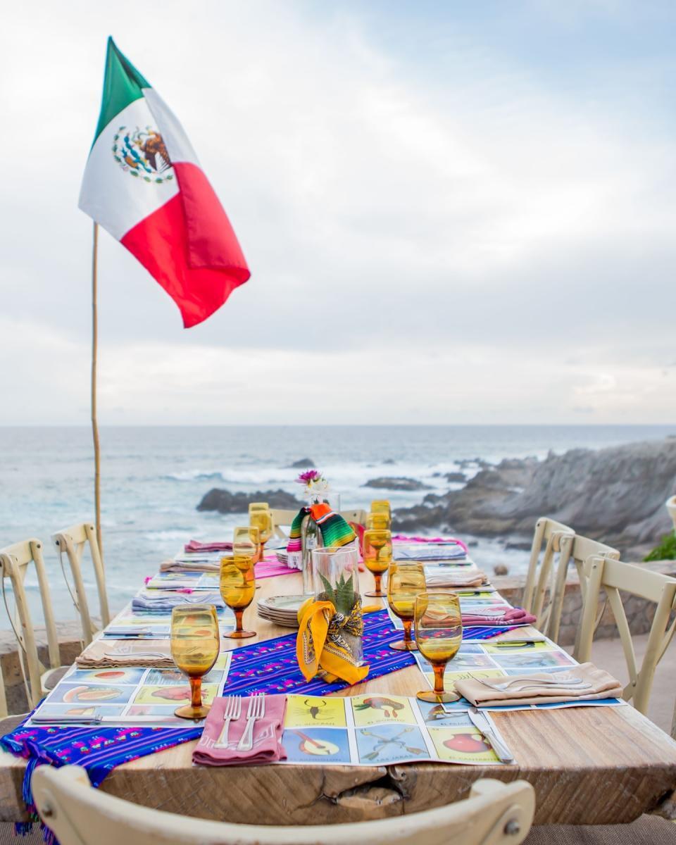 celebra el grito - cocina del mar