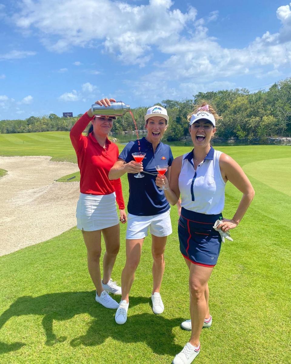 Golf Riviera Maya México