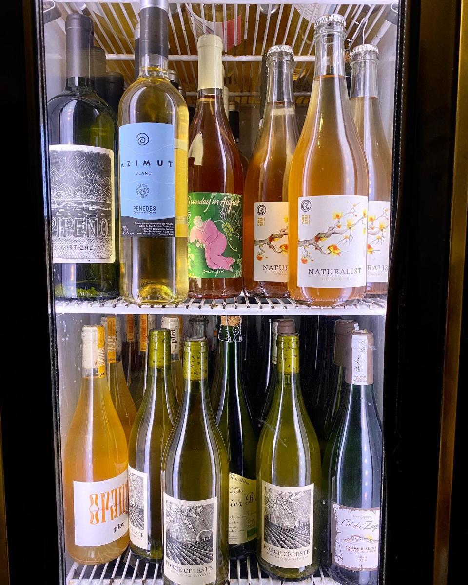 Primal Wine Fridge