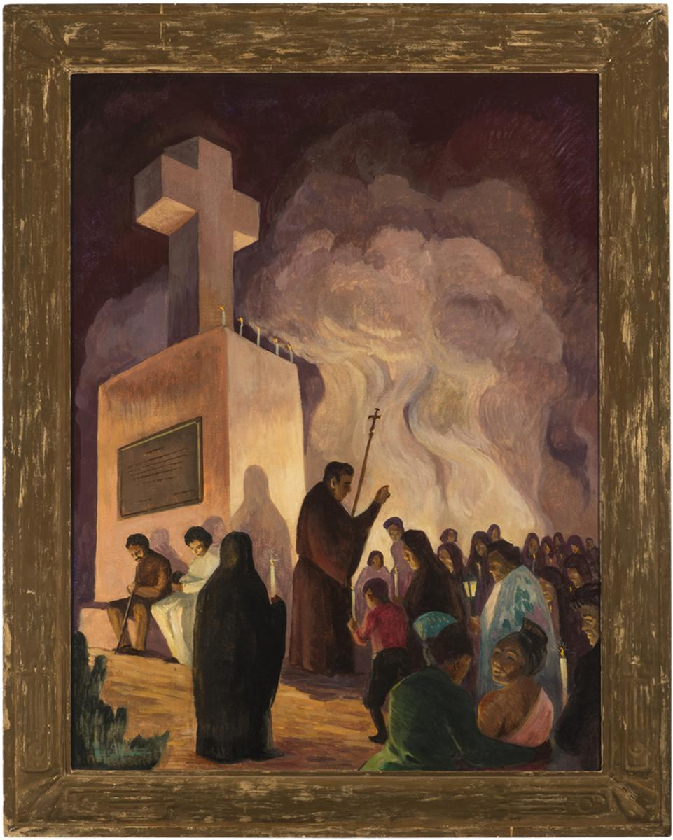 Will Shuster, Sermon at Cross of the Martyrs