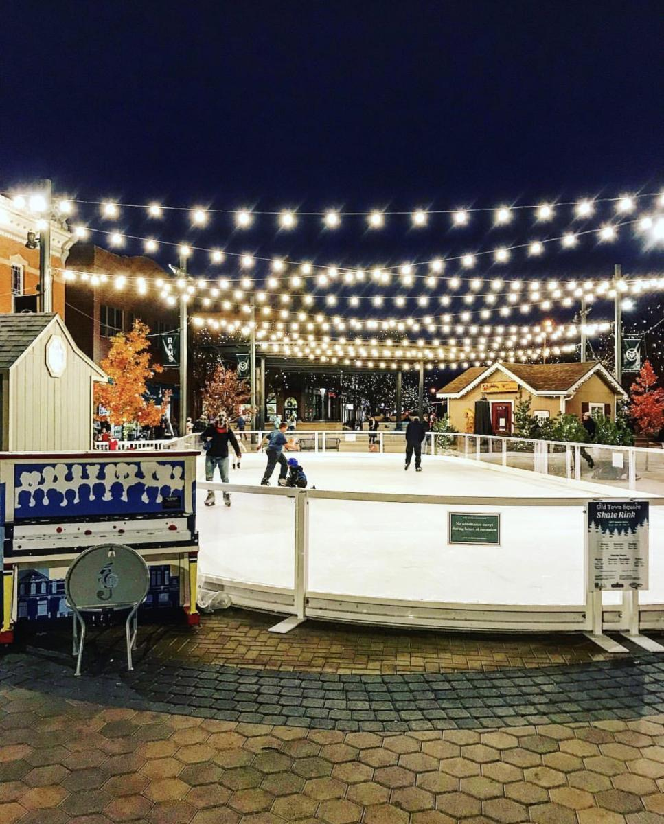 Old Town Ice Skating