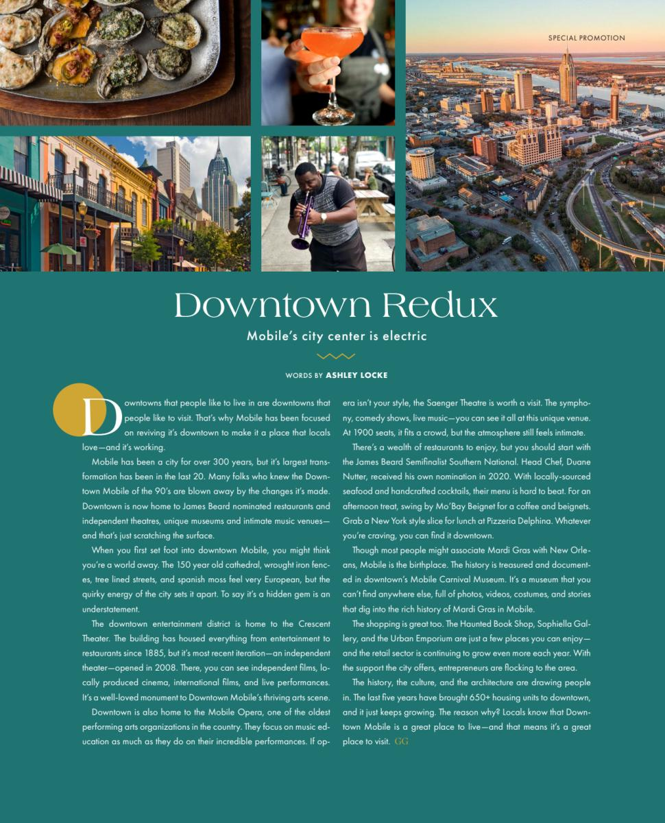 Good Grit | Downtown Redux