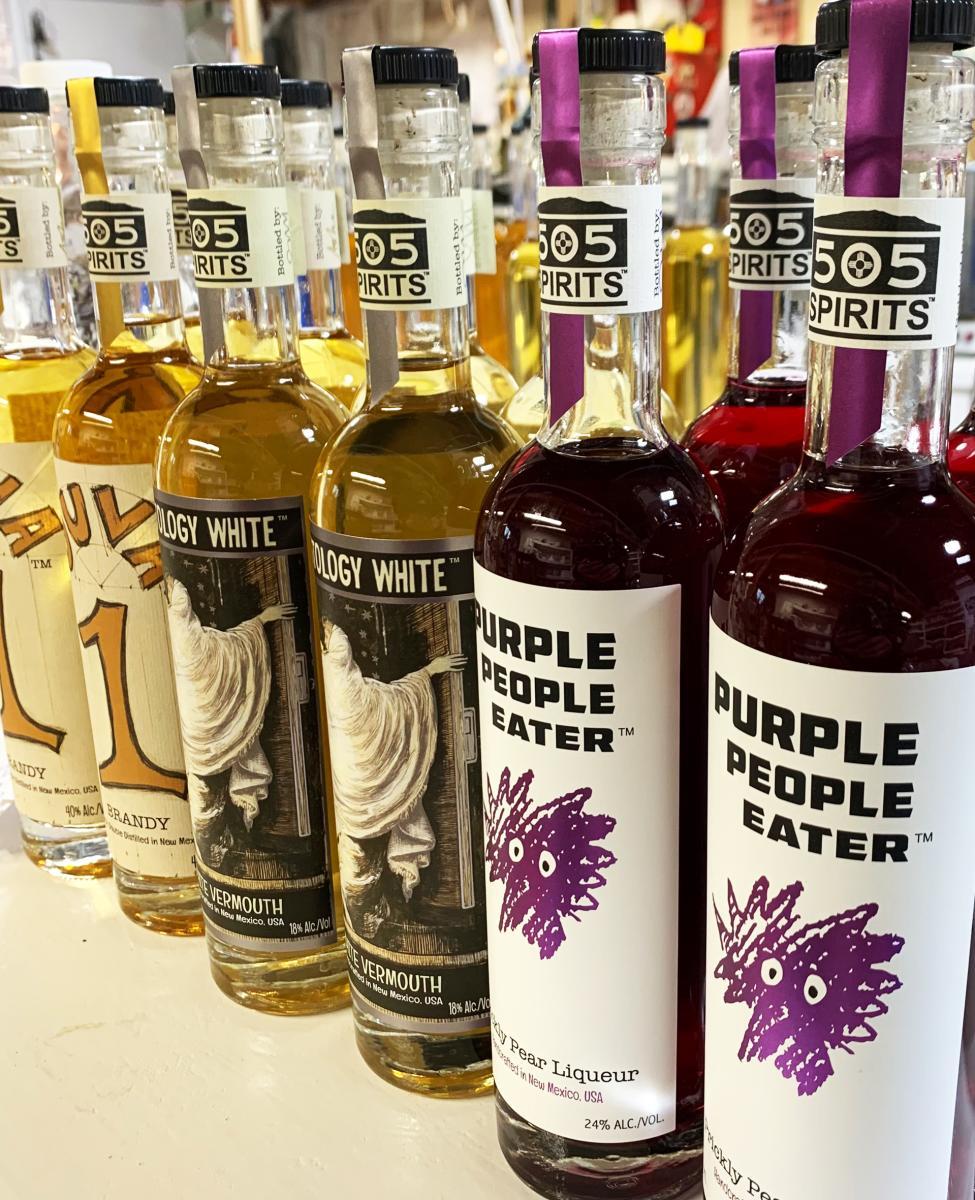 505 Spirits Purple People Eater