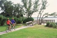 Biking CB State Park