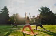 Airlie Gardens Yoga