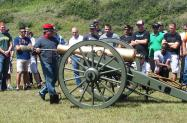 Fort Fisher State Historic Site 12 pound Napoleon cannon
