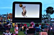 Free Movies at the Lake