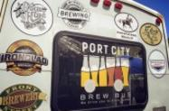 port city brew bus