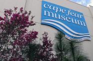 Cape Fear Museum Exterior Signage