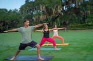 4x3 Airlie Gardens Yoga
