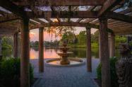 Pergula at Airlie Gardens