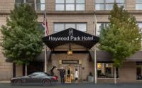 Haywood Park Hotel for microsite