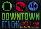 Downtown Athens ADDA logo