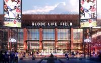 North Plaza - Globe life Field