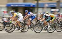 Twilight Bike Race