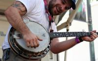Banjo at AthFest