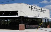 440 Foundry Pavillion, at The Classic Center