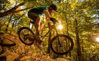 Mountain Biking at Rocky Knob Park | Boone, NC