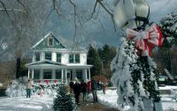 The Jones House Community Center in December | Boone, NC