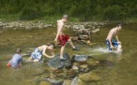 Watauga River Fun | Boone, NC