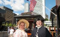 boston Tea Party Ship costume