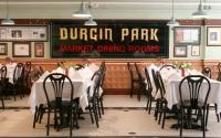 Dining room, Durgin-Park Restaurant