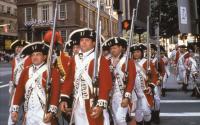 Harborfest Red Coats