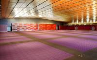 BCEC ballroom empty
