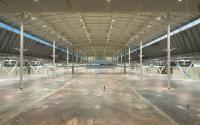 BCEC Hall empty